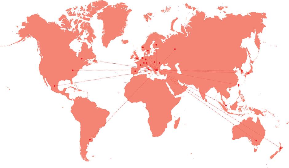 Χάρτης Πελατών